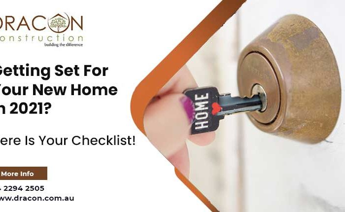 Getting Set For Your New Home In 2021? Here Is Your Checklist Along With Some Elegant New House Designs You Should Check Out