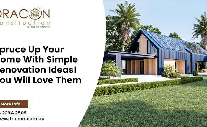 Spruce Up Your Home With Simple Renovation Ideas! You Will Love Them
